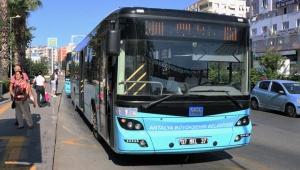 Antalya'da 3 günlük sokağa çıkma yasağında çalışanlar için 17 hat seferde olacak!