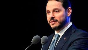 Bakan Albayrak: Ülkemizin zenginliğini artırma mücadelemizi sürdüreceğiz