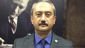 İYİ Parti Kayseri İl başkanı Süleyman Bozkurt, Polis Teşkilatı'nın 175. Yılı Kutlu Olsun