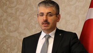 Kayseri Ak Parti İl Başkanı Şaban Çopuroğlu'ndan Polis Haftası Mesajı