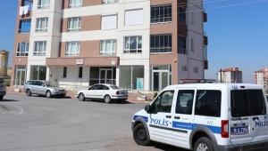 Kayseri'de 8 katlı binaya uygulanan karantina sona erdi