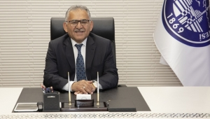 Kayseri'de Başkan Büyükkılıç, 7 Nisan Dünya Sağlık Günü dolayısıyla bir mesaj yayımladı!