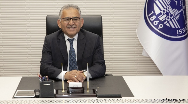 Kayseri'de Başkan Memduh Büyükkılıç'tan Mimar Sinan'a Yakışır Projeler!