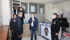 Kayseri Melikgazi Belediye Başkanı Plancıoğlu, Türk Polis Teşkilatı'nın 175. Yılını Kutladı