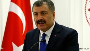 Türkiye'de Koronavirüsten can kaybı 574'e Yükseldi