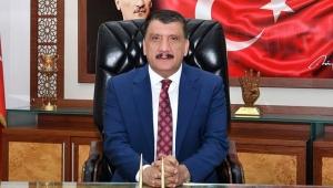 Malatya'da Başkan Gürkan'dan Berat Kandili Mesajı!