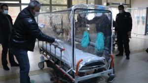 Süleymanpaşa Belediyesi, sağlık çalışanları için özel sedye üretti