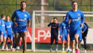 Süper Lig temsilcisi Kasımpaşa'da antrenmanlar başladı!