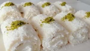 Sütlü tatlıya hayır diyemeyenler için; Saray Lokumu nasıl yapılır?
