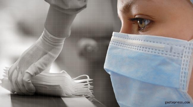 Tıbbi Maske ve Eldivenler Bin Derecede Bertaraf Ediliyor!