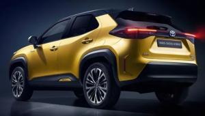 Toyota yeni crossover modelini tanıttı: Yaris Cross!