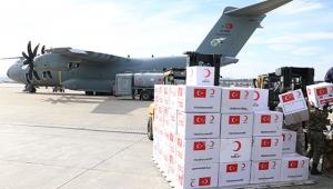 Türkiye'den 5 ülkeye sağlık malzemesi yardımı