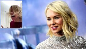Ünlü İngiliz oyuncu Naomi Watts, karantinada sinir krizi geçirdi!