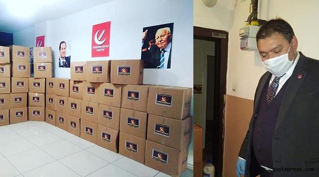 Yeniden Refah Partisi Kayseri İl Başkanı Önder Narin'in ''BİR GÖNÜLE GİRMEK PROJESİ''