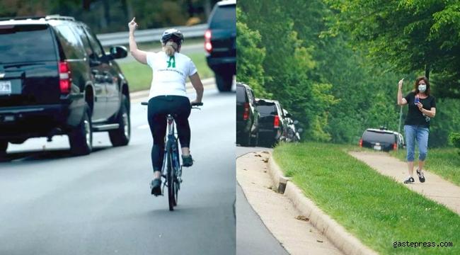 ABD bu iki fotoğrafı ve kadını konuşuyor!