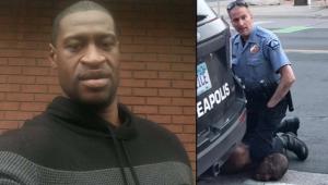 ABD'de George Floyd'un ensesine bastırarak ölümüne neden olan polis suç makinesi çıktı!
