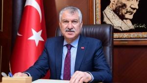"""Adana'da Başkan Zeydan Karalar; """"Minnettarlığımız katlanarak artıyor."""""""