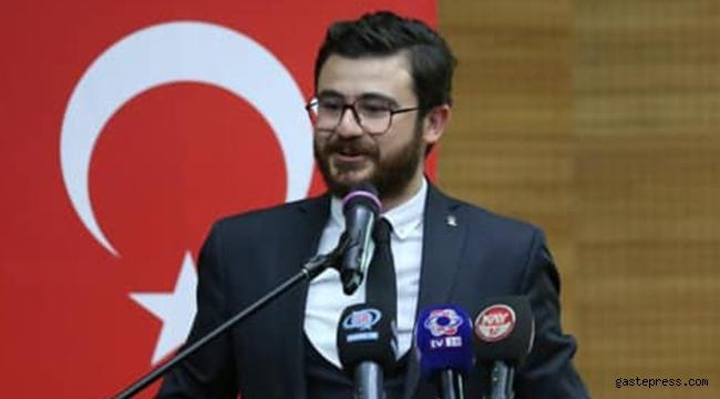 AK Parti Kocasinan İlçe Başkanı Hüseyin Okandan, ''Çocuklarımız Bizim Göz Aydınlığımız''