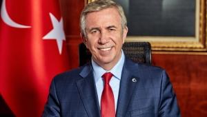 Ankara'da Başkan Mansur Yavaş'tan Ramazan Bayramı Mesajı!