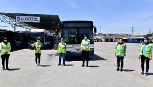 Ankara Ego'nun 10 Kadın Şoförü Trafiğe Çıkmak İçin Gün Sayıyor