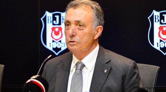 Beşiktaş Başkanı Ahmet Nur Çebi'nin testi pozitif çıktı