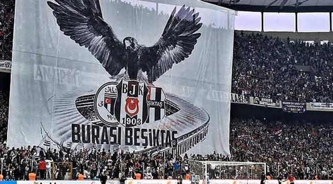 Beşiktaş tribünlerini maket taraftarla dolduracak!