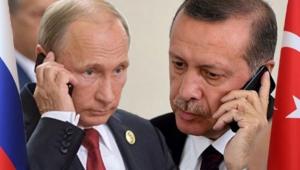 Cumhurbaşkanı Erdoğan, Rusya Devlet Başkanı Vladimir Putin ile görüştü!
