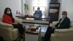 """Cumhuriyet Halk Partisi İl Başkanı Ümit Özer,""""CHP Her Koşulda Üretenin Yanında''"""