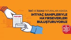 İstanbul'da On Günde 125 Bine Yakın Fatura Askıdan İndi