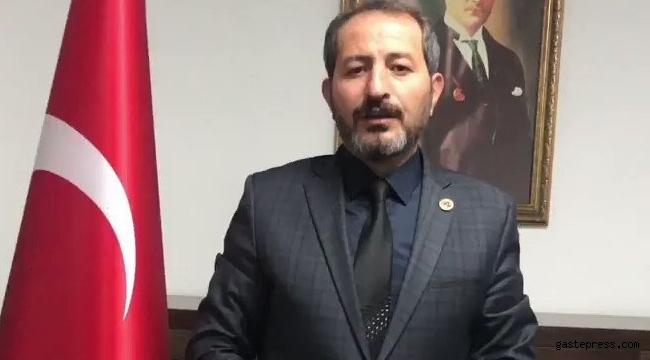 İYİ Parti Kayseri Kocasinan Meclis Üyesi Osman Türk, ''Siz Neyin Peşindesiniz''
