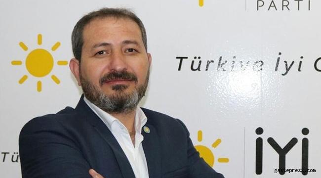 İYİ Parti Kocasinan Meclis Üyesi Osman Türk'ten Kayseri Belediye başkanlarına 65 yaş üstü sitemi!