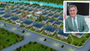 İYİ Partili Kazım Yücel'den ''Garibana Villa'' projesi