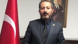 İYİ Partili Osman Türk,