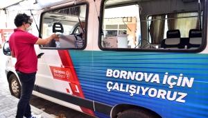 İzmir Bornova'da vergi ödeme kolaylığı