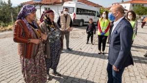 İzmir'de Başkan Tunç Soyer Kınık'ı ziyaret etti!