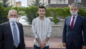 Kayseri'de Başkanlardan Şehit Ailelerine Anlamlı Ziyaret!