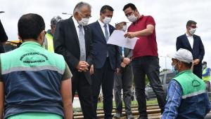 Kayseri'de Memduh Başkan'dan Gesi Kavşağına Neşter!
