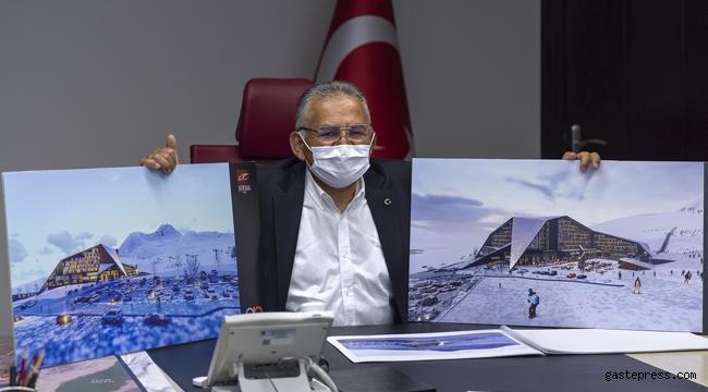 Kayseri Erciyes'e Bir Otel Zinciri Daha Yatırım Yapacak!
