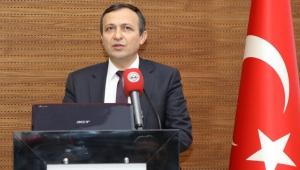 Kayseri ERÜ Rektörü Mustafa Çalış'ın Ramazan Bayramı Mesajı!
