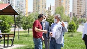 Kayseri Melikgazi Belediyesi'nden Genç ve Yaşlılar İçin Yeni Proje