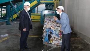 Kayseri Melikgazi'de Günlük 25 Ton Atık Toplanıyor!