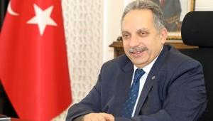 Kayseri Talas Belediye Başkanı Mustafa Yalçın'dan Bayram Mesajı