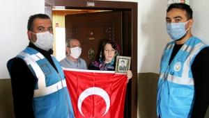 Kayseri Talas'ta Başkan Yalçın'dan Şehit Yakınları ve Gazilere Bayram Hediyesi!