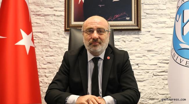 Kayseri Üniversitesi Rektörü Prof. Dr. Kurtuluş Karamustafa'dan İstanbul'un Fethinin 567. Yıldönümü Kutlama Mesajı