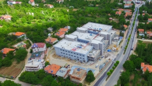 Kayseri Yahyalı İlçesi Yeni Hastanesine Ekim Ayında Kavuşacak