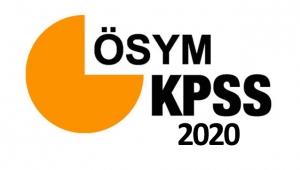 KPSS sınavı ertelendi mi? KPSS 2020 ne zaman yapılacak?