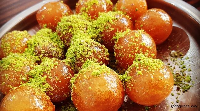 Lokma tatlısı nasıl yapılır müthiş ramazan ayının lezzeti!