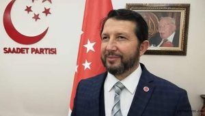 Saadet Partisi Kayseri İl Başkanı Nuri Ürkündaş; Fetih Bir Ruhtur Fetih Bir Evrensel Meşaledir…
