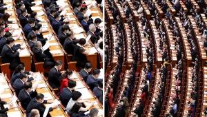 Salgının başladığı Çin'de skandal görüntü!