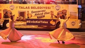 Kayseri Talas Belediyesi'nden Evde Kalanlara Özel Ramazan Etkinliği